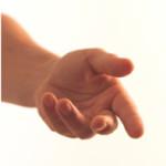 Stock Photo: Helping Hand