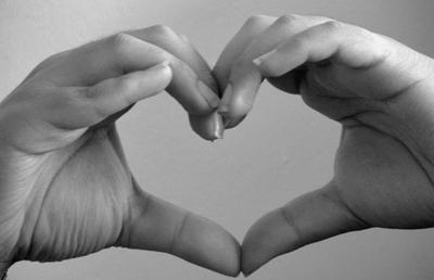 Stock Image: Helpful Heart