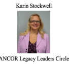 Karin Stockwell, Dungarvin Senior Director, Inducted into ANCOR Legacy Leaders Circle May 2016